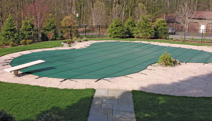 Outer Banks Pool Covers, Coverstar saftey covers
