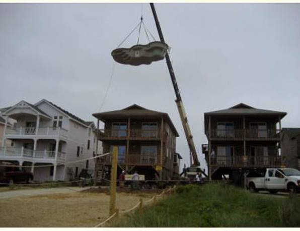 North Carolina Pool Builders Outer Banks Construction