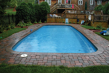 Liberty Pools, Flagship Pool Design, Outer Banks Pool Installation