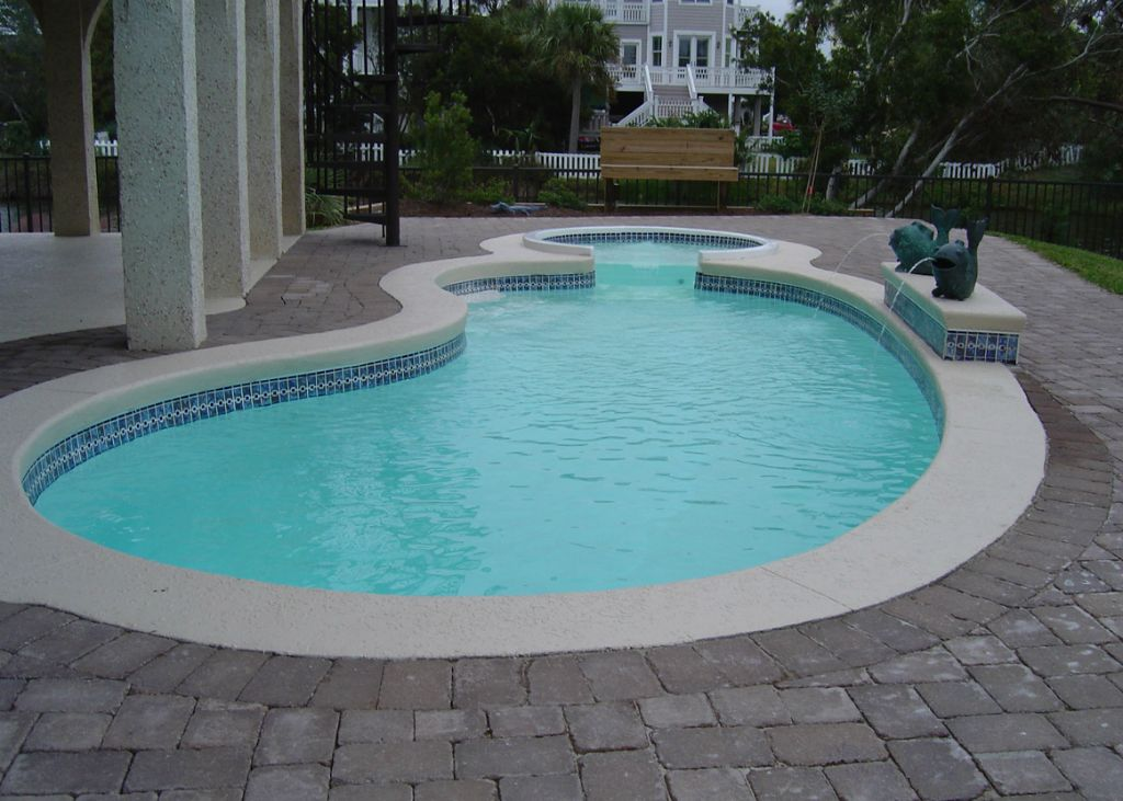 Caribbean Pools and Spas Blue Hawaiian Pools Dealer Outer Banks NC