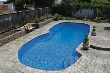 Liberty Pools, Lincoln Pool Design, Outer Banks Pool Installation