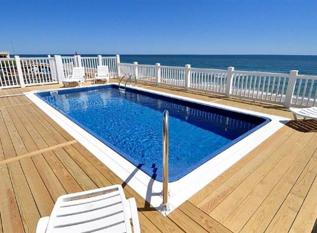 Outer Banks Pool Designs