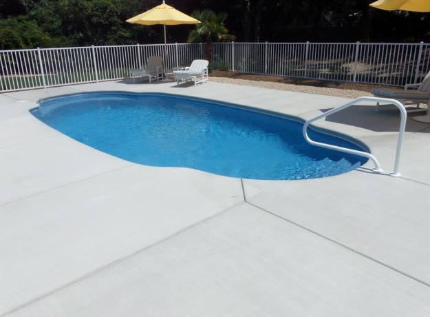Outer banks pool designs for Pool design classes