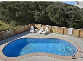Outer Banks Caribbean Pools and Spas Pool Installation